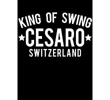 King Of Swing Photographic Print