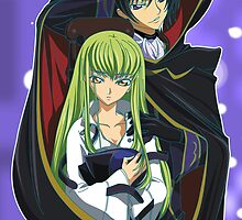 Code Geass by Rickykun