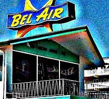 bel air motel by vincent bruno