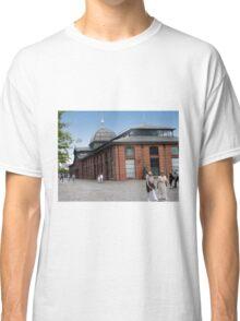 Hamburg Fish Auction Hall Classic T-Shirt