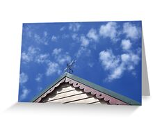 Sky at Sunnyside, Mystery Bay Greeting Card
