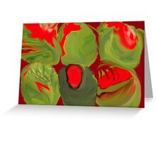 I'LL BRING OLIVES FOR MARTINI'S! Greeting Card