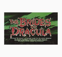 The Brides of Dracula - 1960 by okeydokey