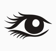Eye cilia Kids Tee