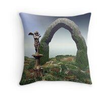 Isle of Eros Throw Pillow