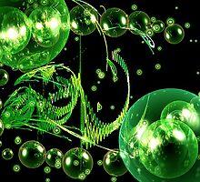 """Green Dragon"" by Ruth Kauffman"