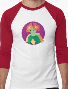 Bellossom - 2nd Gen Men's Baseball ¾ T-Shirt