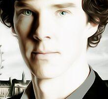 Benedict Cumberbatch - Sherlock  by musique