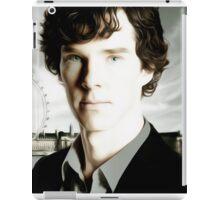 Benedict Cumberbatch - Sherlock  iPad Case/Skin