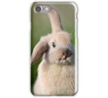 Bunny Tongue iPhone Case/Skin