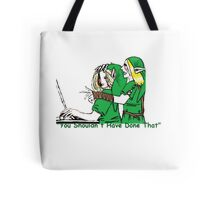 BEN Drowned Roleplaying Who's In Control? Tote Bag
