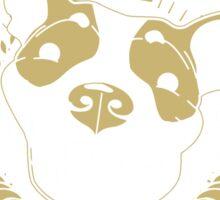Pit Bull Power Sticker