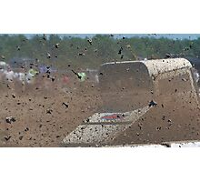 Chevy Mud slinger Photographic Print