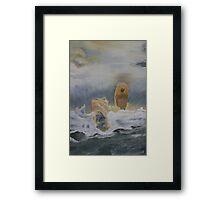 Our Wonderful World Framed Print