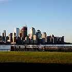 A New York Morning by pmarella
