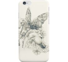 Pegasi iPhone Case/Skin