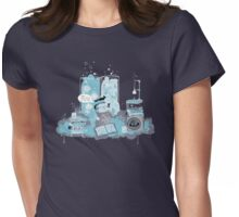 [Mad Science] Womens Fitted T-Shirt