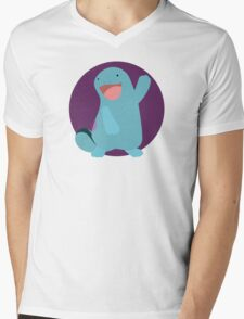 Quagsire - 2nd Gen Mens V-Neck T-Shirt
