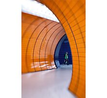 Tunnel Vision Photographic Print