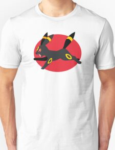 Umbreon - 2nd Gen - Leaping T-Shirt