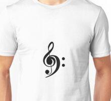 Clefs Unisex T-Shirt
