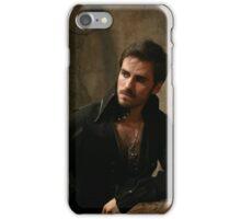 Killian Jones aka Captain Hook iPhone Case/Skin
