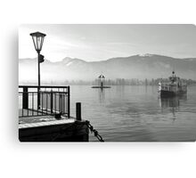 Anyone interested in a boat-trip? Metal Print