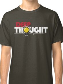 Deep thought Classic T-Shirt