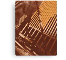 NYCS, Manhattan, New York City Canvas Print
