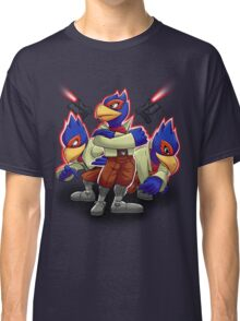 Falco Victory Pose T-Shirt Classic T-Shirt