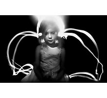 Angel of Light Photographic Print