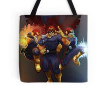 Show Me Your Moves, Captain Falcon!  Tote Bag