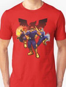 Show Me Your Moves, Captain Falcon!  Unisex T-Shirt