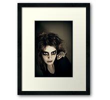 Madam Marcus Marmalade Framed Print