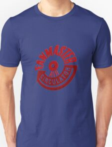 The Fan Master Red T-Shirt