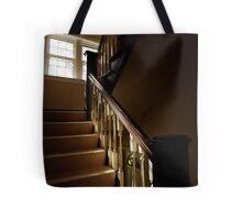 Upstairs Downstairs Tote Bag