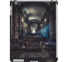 Certosa di Bologna iPad Case/Skin