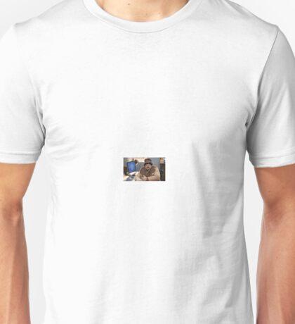 Sick Ron Swanson Unisex T-Shirt