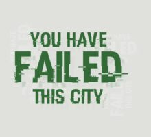 Arrow - You Have Failed This City by VancityFilming