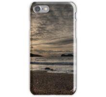 Clonque Bay, Alderney iPhone Case/Skin