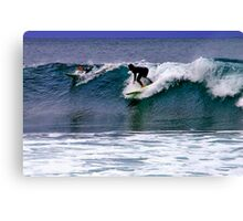 """Right of Way"" Canvas Print"