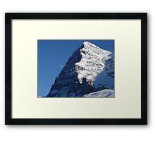 Eye of the Eiger Framed Print