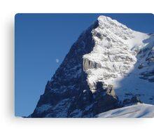 Eye of the Eiger Canvas Print