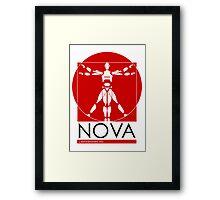 Welcome to Nova Laboratories Framed Print