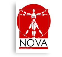 Welcome to Nova Laboratories Canvas Print