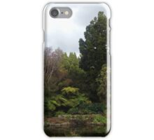 Hobart Botanical Gardens  iPhone Case/Skin