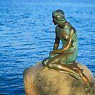 Little Mermaid by Kasia Nowak