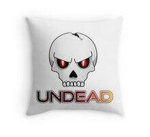 Undead Throw Pillow