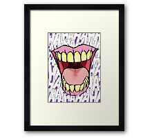 A Killer Joke #3 Framed Print