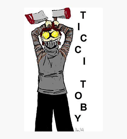 Ticci-Toby Tribute Photographic Print